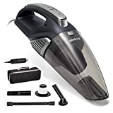 Best Car Vacuums - GridLite 5000PA Car Vacuum, DC 12V Wet/Dry Use Review