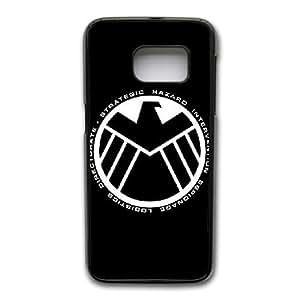 Wunatin Hard Case ,Samsung Galaxy S7 Edge Cell Phone Case Black Superheroes-Hawkeye [with Free Touch Stylus Pen] BA-0758259