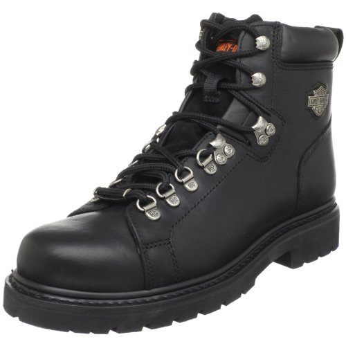 - Harley-Davidson Men's Dipstick Boot,Black,10.5 M