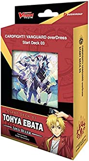 Cardfight Vanguard TCG: overDress - Tohya Ebata Apex Ruler Start Deck 03