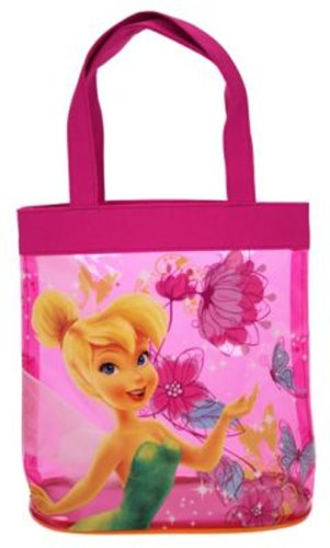 Tinkerbell Disney Fairies Pretty Pink Sac