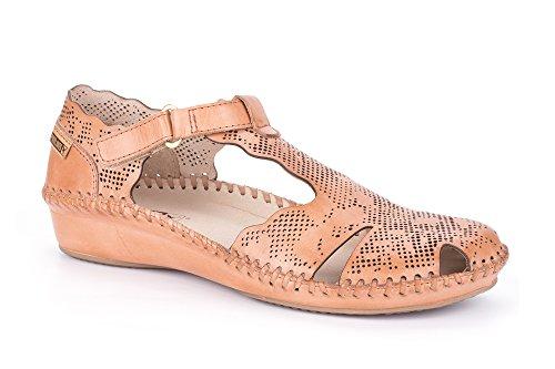 Pikolinos Vallarta 655-0574 Apricot, Zapato Mujer Piel