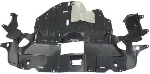 Perfect Fit Group REPH310167 Under Cover Front Cr-V Engine Splash Shield