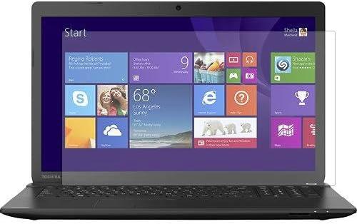 Non touch PcProfessional Screen Protector Toshiba Satellite 17.3 Laptop Anti Glare Anti Scratch filter radiation