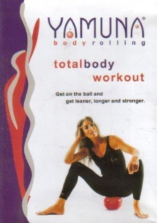 Yamuna Body Rolling Total Body Workout DVD