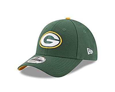 NFL The League Green Bay Packers 9Forty Adjustable Cap by New Era Cap Company