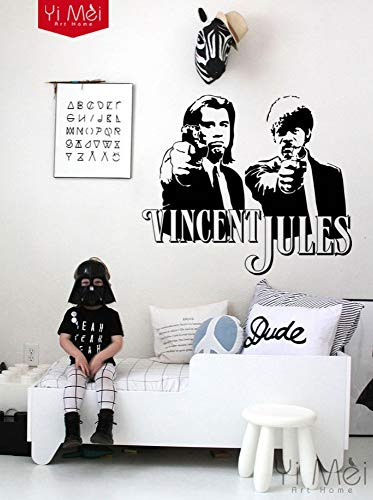 Cynlhy Hot Sales 3D Wall Stickers City Wallpaper Removable Sticker On The Wall Decal Stickers Size: 60Cm X 3Cm X -