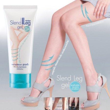 Mistine Slend Leg Gel Cool Formula