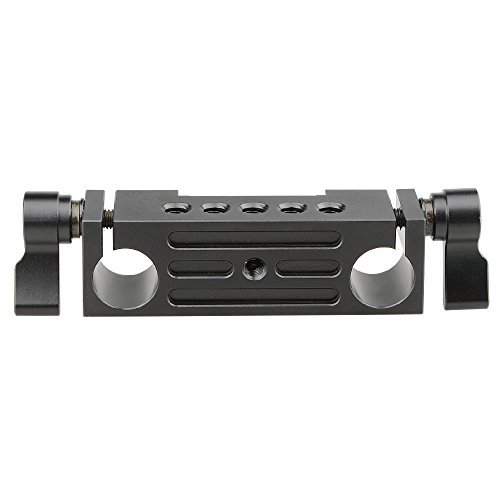 - CAMVATE 15mm Rod Clamp Railblock for DSLR 15mm Rail Rig Rod Support System