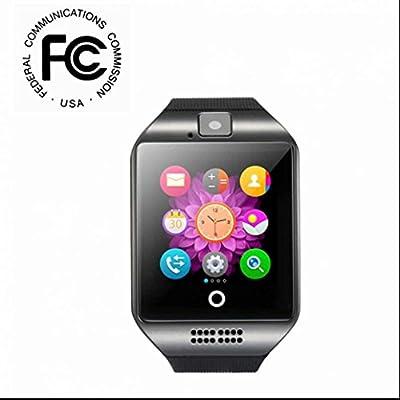 Reloj inteligente Bluetooth reloj deportivo Smart Watch Inteligente Reloj Smart pulsera sportsommeil Tracker pantalla táctil impermeable con pantalla táctil ...
