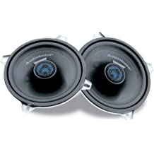 """Audiobahn AS50Q 5.25"""" 2-Way Coupled Component Speaker (PAIR)"""