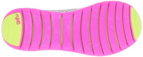 Indoor rosa 5 38 Multisport argento Rykä Scarpe rosa Donna argento 6xzqw5q1