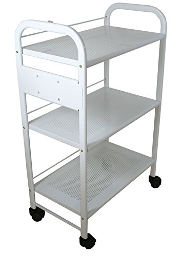 Skin Act All Metal Cart for Medical spa Trolley by SkinAct