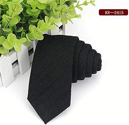 42925c3a9a4fd Alexsix Hombres Novio Corbata Corbata Corbata Moda de Color sólido para la  Boda Traje de Negocios Fiesta Mejor Hombre. Cargando imágenes.