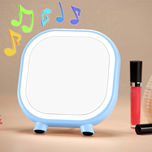 Vanity Makeup Mirror with Speaker and Lights - Beyonta Touch