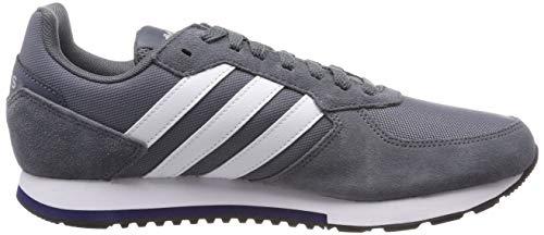 8k onix ftwbla Multicolore Adidas 000 Scarpe Running negbás Uomo dTdwfAaqR