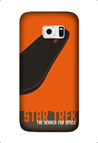 Samsung Galaxy S6 Edge Case, Hard Protective Cases Star Trek III: The Search For Spock Movie for Samsung Galaxy S6 Edge Customized Cover Design By [Lee Stjohn]