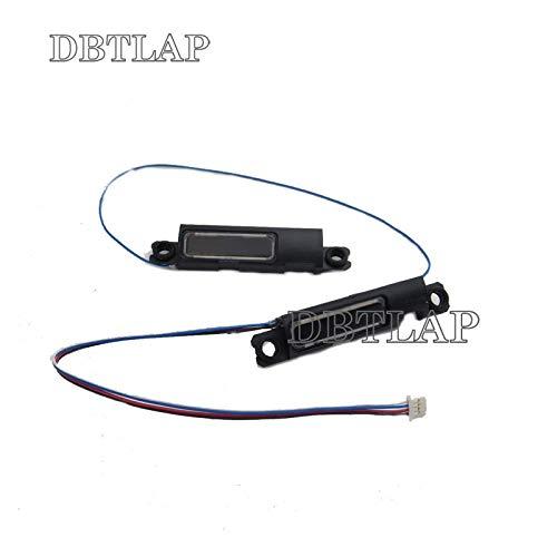 DBTLAP Nuovo Portatile Altoparlante per dell Latitude 5580 E5580 m3520 04VHN4 4VHN4 cn-04VHN4 PK23000UQ00 altoparlantes
