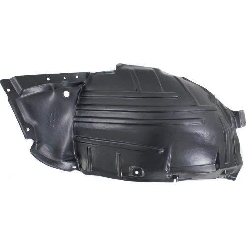 Garage-Pro Fender Liner for INFINITI M35//M45 08-10 FRONT LH Front Section w//Sport Pkg