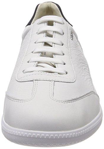 White Bianco U Scarpe Keilan Ginnastica Basse da B Geox Uomo zw46SqZw