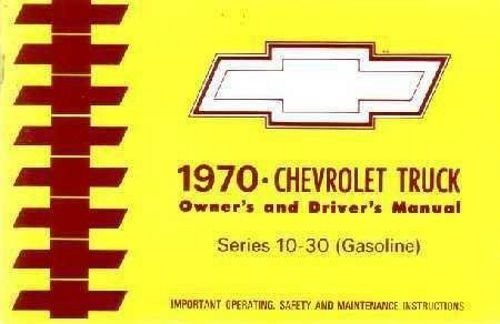 Chevrolet Blazer Suburban Owners Manual - 7