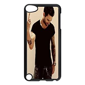 Custom High Quality WUCHAOGUI Phone case Singer Adam Levine Protective Case FOR Ipod Touch 5 - Case-5