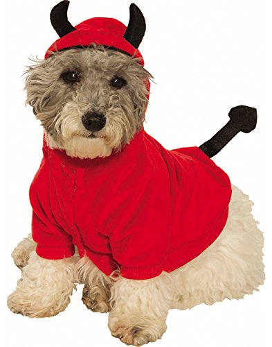 Devil Hoodie Costume for Pets