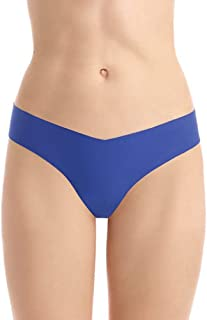 product image for commando Cotton Thong CCT01 Blue Jay SM/MD