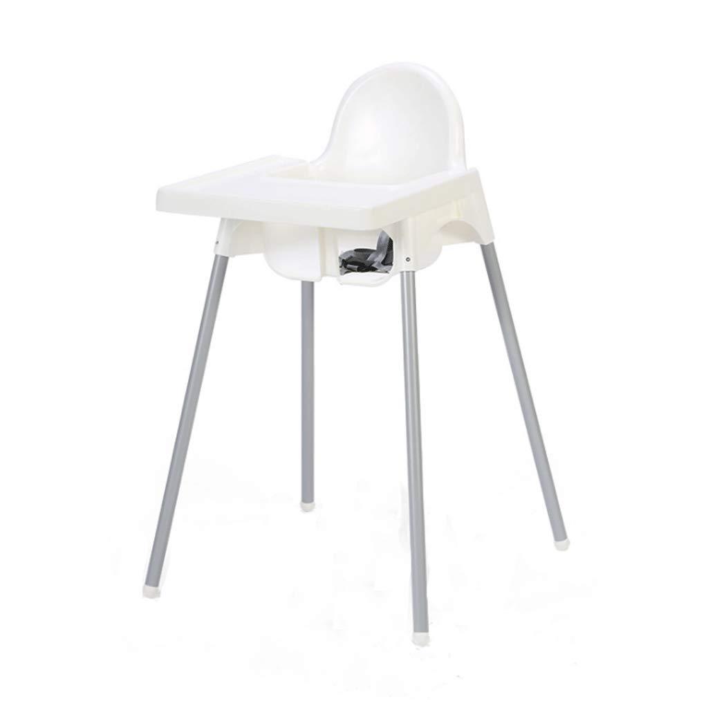 ブースターシート ベビーハイチェア多機能子供用ダイニングチェアプラスチックポータブルダイニングテーブルと椅子ステンレススチールは3ヶ月以上に適しています A+ (色 : 3#)  3# B07HNRDG6K
