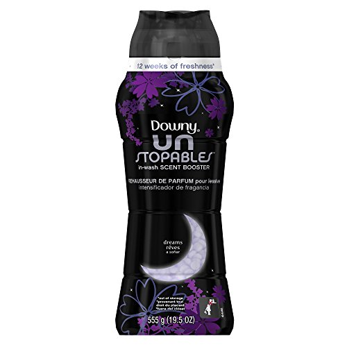 Downy Unstopables Dreams Scent Beads 31 loads, 19.5 Fluid Ounce