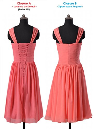 Ube BM800 Short Dress Chiffon Bridesmaid Dresses Homecoming DaisyFormals Dresses TnwqH811