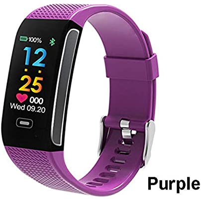 DMMDHR Smart Band Blood Pressure Heart Rate Sport Smart Wristband Fitness Tracker Pedometer Smart Bracelet Estimated Price £50.84 -