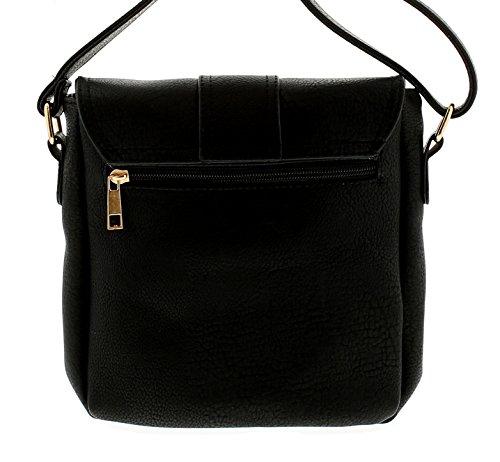 1 1 Womens SIZES UK Black Bag Bennett Black Wynsors 8xqAFTn7