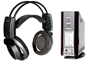 Sony MDR-DS8000 Infrared Cordless Digital Surround Headphone System (Black) (Discontinued by Manufacturer)