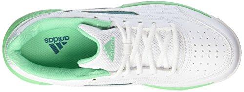 Eqt Glow Chaussures Green Femme Weiß Green de White S16 Blanc Attack adidas Sonic Ftwr S16 Tennis SxqTav4