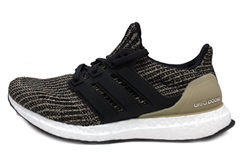 separation shoes 4687e 5c9bb adidas Ultraboost Mens In Core Black Raw Gold by