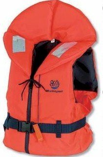 Marinepool 100N Adults 90 Kg Plus Buoyancy Lifejacket