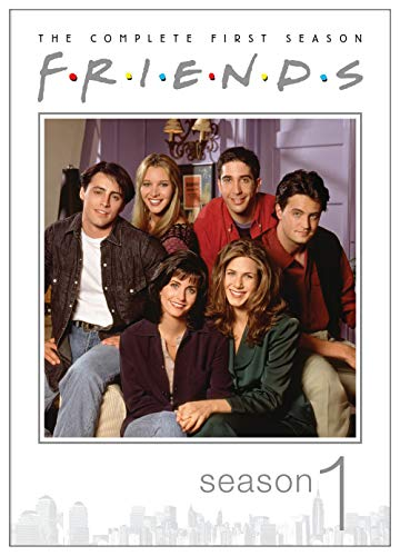 Friends: Season 1 (25th Anniversary - DVD) (Friends Dvd Season 1)