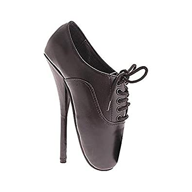 573cc91341052 Devious Ballet-18 - extreme Fetisch High Heels 36-46, Größe:EU-46 ...