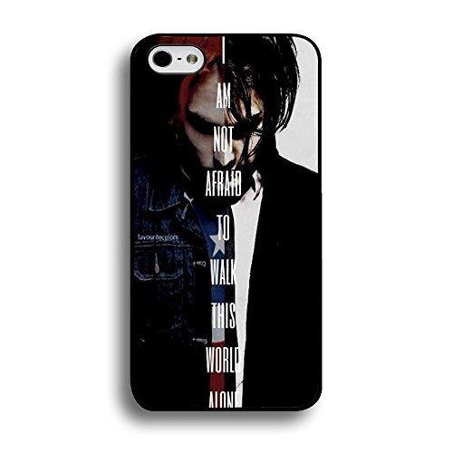 iPhone 6Plus/6S Plus (14cm) bande MCR Housse Coque Cool personnalisée Gerard Way Alternative/Indie Rock My Chemical Romance Téléphone Coque pour iPhone 6Plus/6S Plus (14cm)