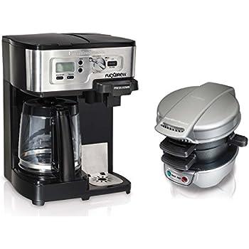 Amazon Com Hamilton Beach 49983 25475 12 Cup