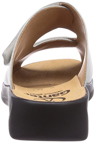 Ganter Monica-g, Women's Mules White - Weiss (Weiss 0200)