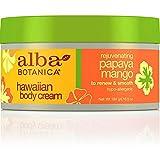 Cheap Alba Botanical Body Cream Papaya Mango, 6.5 Ounce (Pack of 6)