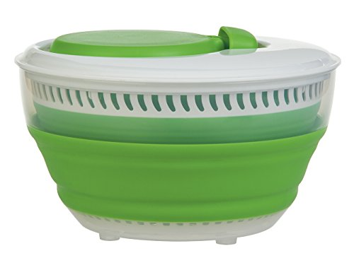 Prepworks by Progressive Collapsible Salad Spinner - 3 - Collapsible Quart 3