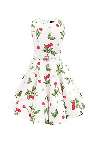 17d8ed416 BlackButterfly Kids 'Audrey' Vintage Joy 50's Girls Dress | Weshop ...