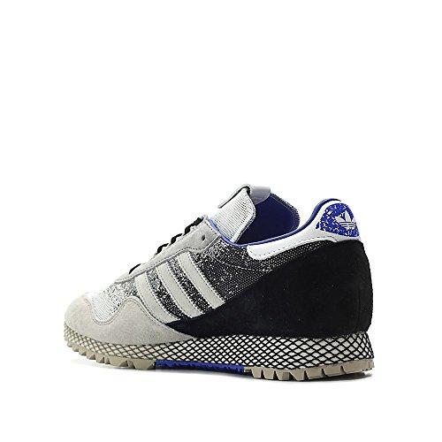 Adidas Heren New York X Hanon Zwart / Core White / Cl Granite