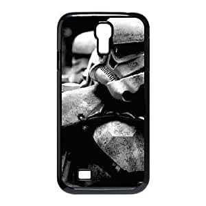 Stormtrooper Series, Samsung Galaxy S4 Case, Stormtrooper Case for Samsung Galaxy S4 [Black]