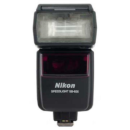 - Nikon SB-600 Speedlight Flash for Nikon Digital SLR Cameras