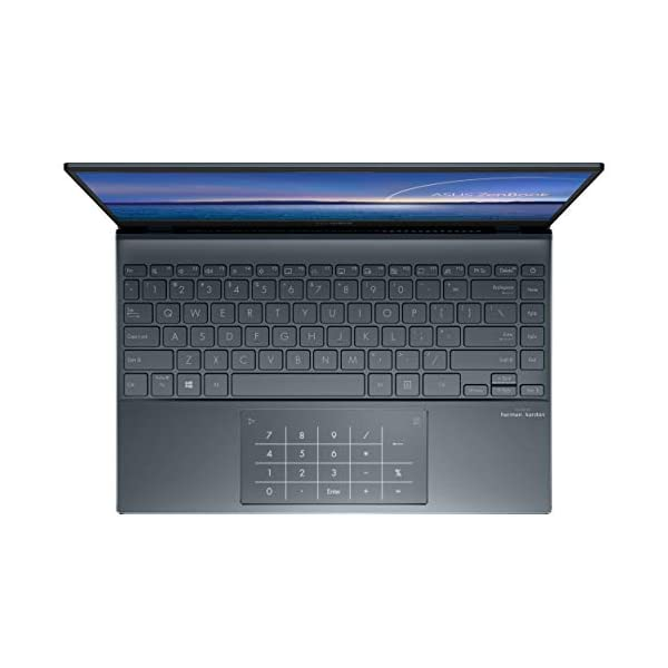 "Asus Zenbook UX325EA-EG041T PC Portable 13"" FHD (Intel Core i7-1165G7, RAM 16Go, 512Go SSD PCIe, Windows 10) Clavier…"