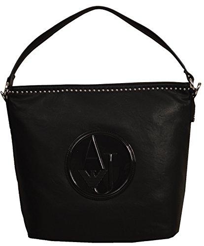 Armani S0525d Handbag Jeans Women`s Zy Black rStrA